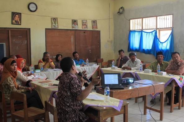 Rapat Panitia Pembangunan Sekolah SDN Kemurang Wetan 01